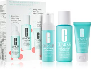 Clinique Anti-Blemish Solutions Travel Set I.