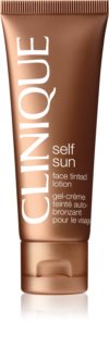 Clinique Self Sun crema autobronceadora facial