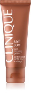 Clinique Self Sun бронзиращ гел за лице