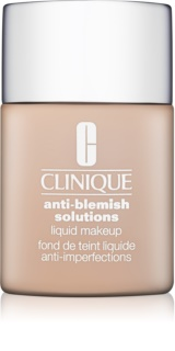 Clinique Anti-Blemish Solutions base líquida para pele problemática, acne