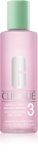 Clinique 3 Steps Lotion for Oily and Combiantion Skin