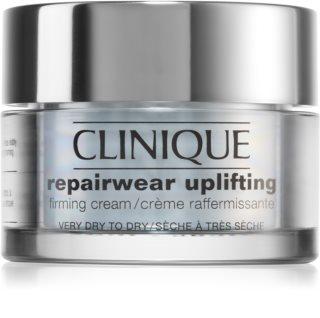 Clinique Repairwear Uplifting crema facial reafirmante para pieles secas y muy secas