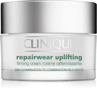 Clinique Repairwear Uplifting creme facial refirmante para pele seca e mista