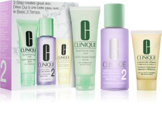 Clinique 3 Steps