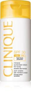 Clinique Sun mineralna krema za sončenje SPF30