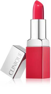Clinique Pop Matte barra de labios matificante + prebase de labios 2 en 1