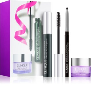 Clinique High Impact set dekorativne kozmetike
