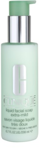 Clinique 3 Steps Liquid Facial Soap Extra Mild For Dry To Very Dry Skin