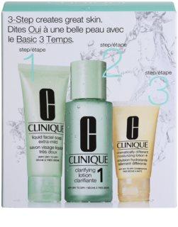 Clinique 3 Steps Kosmetik-Set  V.