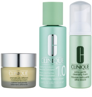 Clinique 3 Steps lote cosmético XIII.