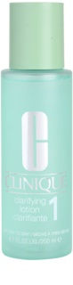 Clinique 3 Steps Clarifying Toner For Dry To Very Dry Skin