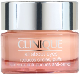 Clinique All About Eyes™ crema para contorno de ojos antibolsas y antiojeras