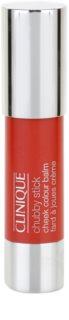 Clinique Chubby Stick™ Puder-Rouge im Stift