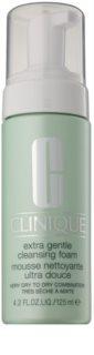 Clinique Extra Gentle Cleansing Foam делікатна очищуюча пінка для сухої та дуже сухої шкіри