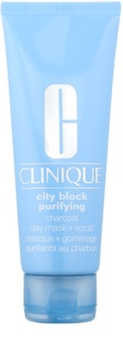 Clinique City Block Purifying masca pentru curatare profunda