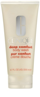 Clinique Deep Comfort™ Gentle Shower Cream For All Types Of Skin