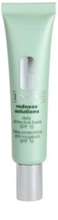 Clinique Redness Solutions zaštitna i umirujuća dnevna krema za smanjenje crvenila lica