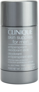 Clinique For Men desodorante en barra para todo tipo de pieles