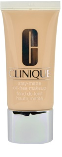 Clinique Stay Matte Liquid Foundation For Mixed And Oily Skin