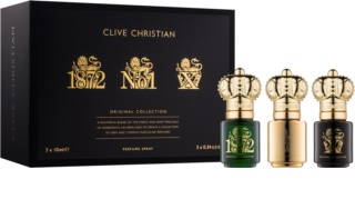Clive Christian Traveller SET Gift Set III 1872, No1, X