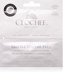 Clochee Sensitive Gentle Enzymatic Scrub for Sensitive Skin