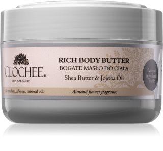 Clochee Simply Organic hranilno maslo za telo