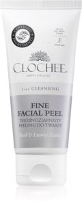 Clochee Cleansing exfoliante de rosto