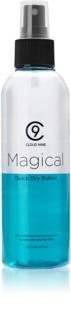 Cloud Nine Magical Quick Dry Potion διφασική φροντίδα για θερμική επεξεργασία μαλλιών