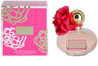 Coach Poppy Freesia Blossom Eau de Parfum para mulheres 100 ml