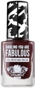 Cocolabelle Gel-Tastic Darling You Are Fabulous Gel-Effect Nail Varnish