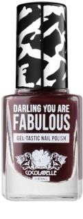 Cocolabelle Gel-Tastic Darling You Are Fabulous körömlakk géles hatással