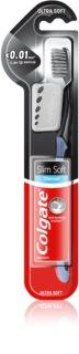 Colgate Slim Soft Charcoal Zahnbürste mit Aktivkohle weich