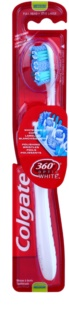 Colgate 360°  Optic White fogkefe közepes
