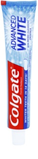 Colgate Advanced White Whitening Toothpaste Against Stains on Tooth Enamel