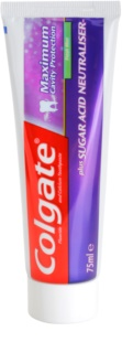 Colgate Maximum Cavity Protection Plus Sugar Acid Neutraliser dentifrice