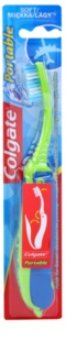 Colgate Portable Folding Travel Toothbrush Soft