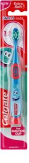 Colgate Smiles Kids дитяча зубна щітка з присоскою екстра м'яка
