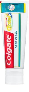 Colgate Total Deep Clean tandpasta voor grondige reiniging van de tanden en de mondholte