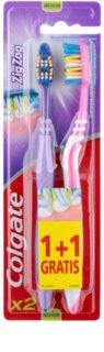 Colgate Zig Zag Zahnbürste Medium 2 pc