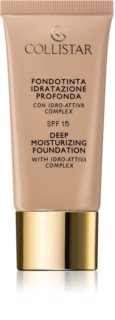 Collistar Foundation Deep Moisturizing hidratantni puder SPF 15