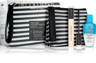 Collistar Mascara Volume Unico set cosmetice I.
