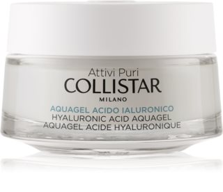 Collistar Pure Actives Hyaluronic Acid crema gel pentru hidratare. cu acid hialuronic