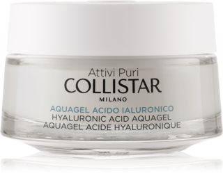 Collistar Pure Actives Hyaluronic Acid зволожуючий крем-гель з гіалуроновою  кислотою