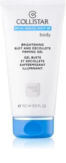 Collistar Special Essential White® HP стягащ гел  за деколтето и бюста