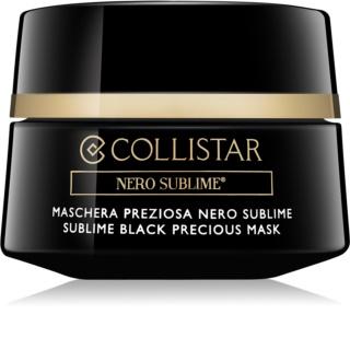 Collistar Nero Sublime® mascarilla regeneradora y desintoxicante
