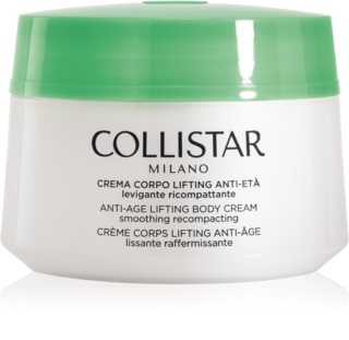Collistar Special Perfect Body crema reafirmante y alisante anti-edad