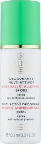 Collistar Special Perfect Body alumínium mentes dezodor spray formában 24h