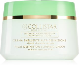 Collistar Special Perfect Body crème amincissante corps au sel marin