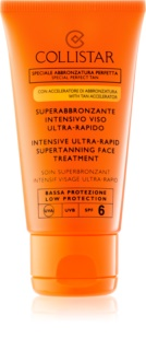 Collistar Sun Protection Supertanning Face Treatment
