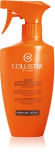 Collistar Sun No Protection spray hydratant optimisateur de bronzage à l'aloe vera